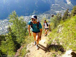 Stage Trail Initiation J3 · Alpes, Aiguilles Rouges, Vallée de Chamonix, FR · GPS 45°55'59.65'' N 6°51'18.79'' E · Altitude 1842m