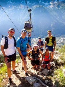 Stage Trail Initiation J3 · Alpes, Aiguilles Rouges, Vallée de Chamonix, FR · GPS 45°56'0.41'' N 6°51'16.85'' E · Altitude 1873m
