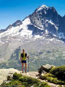Stage Trail Initiation J3 · Alpes, Aiguilles Rouges, Vallée de Chamonix, FR · GPS 45°58'44.38'' N 6°53'29.97'' E · Altitude 2305m