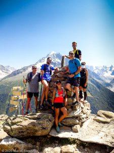 Stage Trail Initiation J3 · Alpes, Aiguilles Rouges, Vallée de Chamonix, FR · GPS 45°58'57.05'' N 6°54'23.46'' E · Altitude 2147m