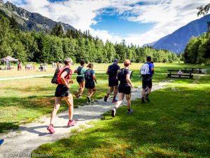 Stage Trail Découverte J1 · Alpes, Massif du Mont-Blanc, Vallée de Chamonix, FR · GPS 45°55'53.85'' N 6°52'46.37'' E · Altitude 1066m
