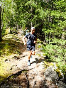 Stage Trail Découverte J1 · Alpes, Massif du Mont-Blanc, Vallée de Chamonix, FR · GPS 45°56'51.67'' N 6°54'11.48'' E · Altitude 1172m