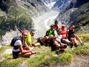 Stage Trail Découverte J2 · Alpes, Massif du Mont-Blanc, Vallée de Chamonix, FR · GPS 45°55'41.30'' N 6°54'48.23'' E · Altitude 2182m