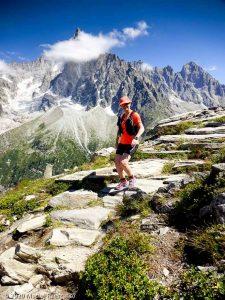Stage Trail Découverte J2 · Alpes, Massif du Mont-Blanc, Vallée de Chamonix, FR · GPS 45°55'43.24'' N 6°54'46.41'' E · Altitude 2181m