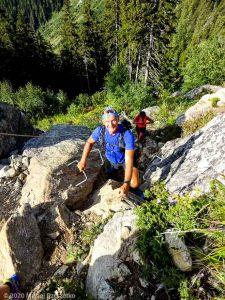 Stage Trail Découverte J3 · Alpes, Aiguilles Rouges, Vallée de Chamonix, FR · GPS 45°56'1.14'' N 6°51'16.56'' E · Altitude 1870m