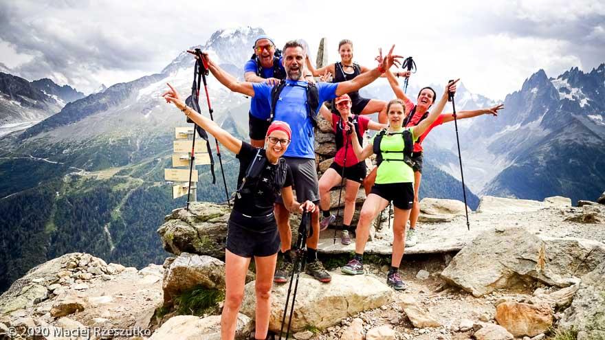 Stage Trail Découverte J3 · Alpes, Aiguilles Rouges, Vallée de Chamonix, FR · GPS 45°58'57.07'' N 6°54'23.39'' E · Altitude 2136m