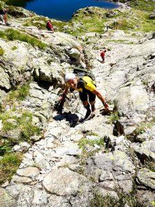 Session privée · Préalpes de Haute-Savoie, Aiguilles Rouges, Vallée de Chamonix, FR · GPS 45°58'55.54'' N 6°53'42.66'' E · Altitude 2194m