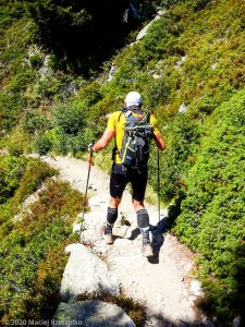 Session privée · Préalpes de Haute-Savoie, Aiguilles Rouges, Vallée de Chamonix, FR · GPS 45°57'15.00'' N 6°52'21.04'' E · Altitude 1819m