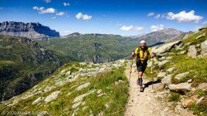 Session privée · Préalpes de Haute-Savoie, Aiguilles Rouges, Vallée de Chamonix, FR · GPS 45°56'16.02'' N 6°50'14.28'' E · Altitude 2309m