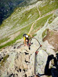Session privée · Préalpes de Haute-Savoie, Aiguilles Rouges, Vallée de Chamonix, FR · GPS 45°56'13.73'' N 6°50'13.87'' E · Altitude 2324m