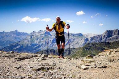 Session privée · Préalpes de Haute-Savoie, Aiguilles Rouges, Vallée de Chamonix, FR · GPS 45°56'11.84'' N 6°50'16.32'' E · Altitude 2356m