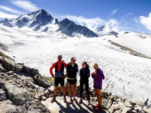 Stage Trail Initiation J2 · Alpes, Massif du Mont-Blanc, Vallée de Chamonix, FR · GPS 45°59'47.61'' N 6°59'14.26'' E · Altitude 2685m