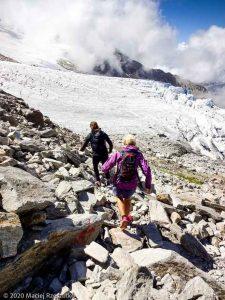 Stage Trail Initiation J2 · Alpes, Massif du Mont-Blanc, Vallée de Chamonix, FR · GPS 45°59'49.84'' N 6°59'10.24'' E · Altitude 2646m