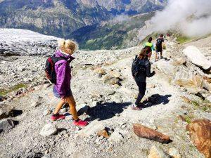 Stage Trail Initiation J2 · Alpes, Massif du Mont-Blanc, Vallée de Chamonix, FR · GPS 45°59'51.64'' N 6°59'5.85'' E · Altitude 2600m