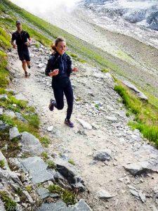 Stage Trail Initiation J2 · Alpes, Massif du Mont-Blanc, Vallée de Chamonix, FR · GPS 46°0'12.79'' N 6°58'36.78'' E · Altitude 2418m