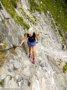 Stage Trail Initiation J2 · Alpes, Massif du Mont-Blanc, Vallée de Chamonix, FR · GPS 46°0'14.14'' N 6°58'31.75'' E · Altitude 2408m