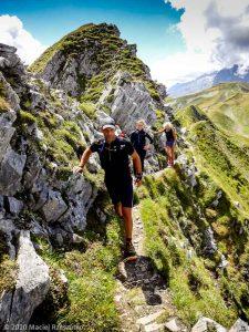 Stage Trail Initiation J2 · Alpes, Massif du Mont-Blanc, Vallée de Chamonix, FR · GPS 46°2'8.00'' N 6°58'31.88'' E · Altitude 2292m