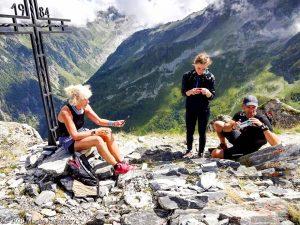Stage Trail Initiation J2 · Alpes, Massif du Mont-Blanc, Vallée de Chamonix, FR · GPS 46°2'11.63'' N 6°58'34.65'' E · Altitude 2318m