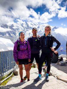 Stage Trail Initiation J3 · Préalpes de Haute-Savoie, Aiguilles Rouges, Vallée de Chamonix, FR · GPS 45°56'1.43'' N 6°50'16.43'' E · Altitude 2494m