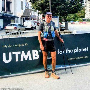 UTMB en off sans assistance · Alpes, Massif du Mont-Blanc, FR · GPS 45°55'24.97'' N 6°52'8.62'' E · Altitude -m