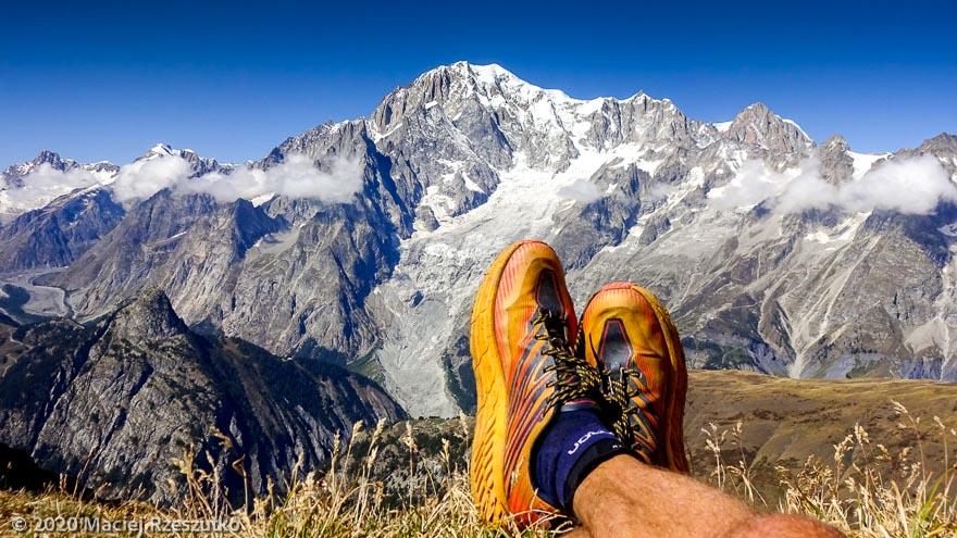 Tête de Licony · Alpes, Val d'Aoste, IT · GPS 45°48'9.70'' N 7°1'16.62'' E · Altitude 2681m