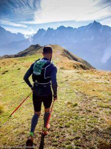 Session privée · Préalpes de Haute-Savoie, Aiguilles Rouges, Vallée de Chamonix, FR · GPS 45°55'13.08'' N 6°48'35.84'' E · Altitude 2284m