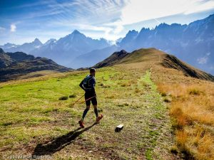 Session privée · Préalpes de Haute-Savoie, Aiguilles Rouges, Vallée de Chamonix, FR · GPS 45°55'12.50'' N 6°48'37.85'' E · Altitude 2279m