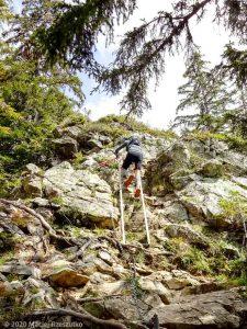 Session privée · Préalpes de Haute-Savoie, Aiguilles Rouges, Vallée de Chamonix, FR · GPS 45°57'37.56'' N 6°47'4.45'' E · Altitude 1864m