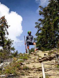 Session privée · Préalpes de Haute-Savoie, Aiguilles Rouges, Vallée de Chamonix, FR · GPS 45°57'37.21'' N 6°47'4.33'' E · Altitude 1856m