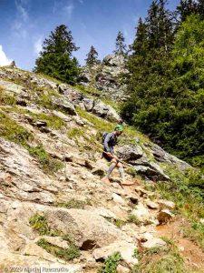 Session privée · Préalpes de Haute-Savoie, Aiguilles Rouges, Vallée de Chamonix, FR · GPS 45°57'36.48'' N 6°47'3.95'' E · Altitude 1835m