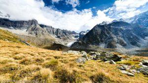 Traversée du Grand Combin · Alpes, Alpes valaisannes, Grand Combin, CH · GPS 45°55'26.03'' N 7°15'36.15'' E · Altitude 2462m