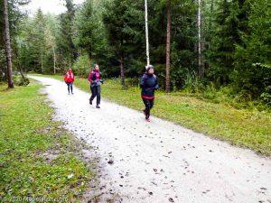 Stage Trail Découverte J1 · Alpes, Massif du Mont-Blanc, Vallée de Chamonix, FR · GPS 45°55'50.36'' N 6°52'46.70'' E · Altitude 1042m