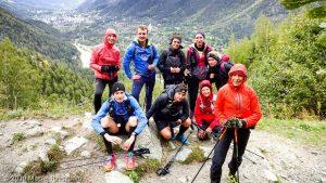 Stage Trail Découverte J1 · Alpes, Massif du Mont-Blanc, Vallée de Chamonix, FR · GPS 45°56'55.50'' N 6°54'56.71'' E · Altitude 1480m