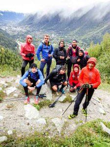 Stage Trail Découverte J1 · Alpes, Massif du Mont-Blanc, Vallée de Chamonix, FR · GPS 45°56'55.48'' N 6°54'56.75'' E · Altitude 1480m