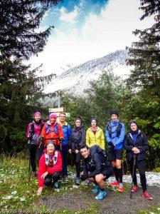 Stage Trail Découverte J2 · Alpes, Massif du Mont-Blanc, Vallée de Chamonix, FR · GPS 45°57'13.65'' N 6°54'18.57'' E · Altitude 1256m