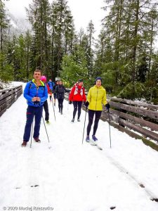 Stage Trail Découverte J2 · Alpes, Massif du Mont-Blanc, Vallée de Chamonix, FR · GPS 45°58'47.45'' N 6°55'57.52'' E · Altitude 1289m