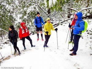 Stage Trail Découverte J2 · Alpes, Massif du Mont-Blanc, Vallée de Chamonix, FR · GPS 45°59'22.00'' N 6°56'11.33'' E · Altitude 1455m