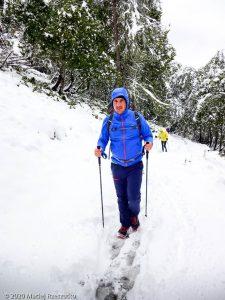 Stage Trail Découverte J2 · Alpes, Massif du Mont-Blanc, Vallée de Chamonix, FR · GPS 45°59'33.00'' N 6°56'15.73'' E · Altitude 1490m