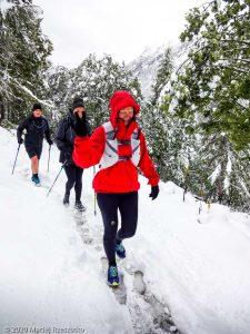 Stage Trail Découverte J2 · Alpes, Massif du Mont-Blanc, Vallée de Chamonix, FR · GPS 45°59'32.91'' N 6°56'15.87'' E · Altitude 1490m