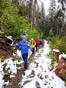 Stage Trail Découverte J3 · Alpes, Aiguilles Rouges, Vallée de Chamonix, FR · GPS 45°58'55.04'' N 6°55'23.18'' E · Altitude 1323m