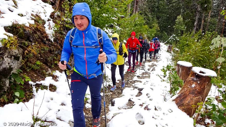Stage Trail Découverte J3 · Alpes, Aiguilles Rouges, Vallée de Chamonix, FR · GPS 45°58'55.00'' N 6°55'23.08'' E · Altitude 1323m