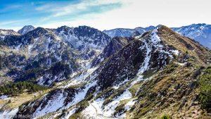 Pic de Tarbésou et Étangs de Rabassoles · Pyrénées, Pyrénées Ariégoises, Ascou, FR · GPS 42°41'44.38'' N 1°58'8.27'' E · Altitude 2154m