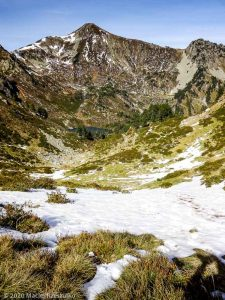 Pic de Tarbésou et Étangs de Rabassoles · Pyrénées, Pyrénées Ariégoises, Ascou, FR · GPS 42°41'39.33'' N 1°58'19.85'' E · Altitude 2055m
