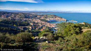 Collioure · Occitanie, Pyrénées-Orientales, Côte Vermeille, FR · GPS 42°30'59.37'' N 3°5'21.25'' E · Altitude -m