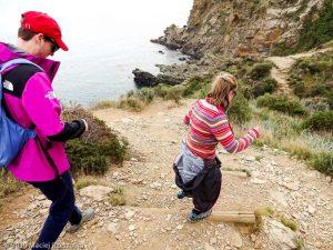 Cap Béar · Occitanie, Pyrénées-Orientales, Côte Vermeille, FR · GPS 42°30'44.76'' N 3°7'54.95'' E · Altitude 1m
