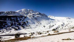 Pic de la Mina · Pyrénées, Pyrénées-Orientales, Puymorens, FR · GPS 42°33'33.70'' N 1°48'30.66'' E · Altitude 1930m