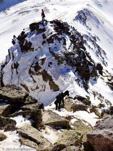 Pic de la Mina · Pyrénées, Pyrénées-Orientales, Puymorens, FR · GPS 42°32'6.31'' N 1°46'7.34'' E · Altitude 2683m
