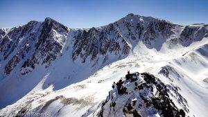 Pic de la Mina · Pyrénées, Pyrénées-Orientales, Puymorens, FR · GPS 42°32'6.37'' N 1°46'7.38'' E · Altitude 2684m