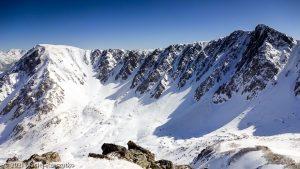 Pic de la Mina · Pyrénées, Pyrénées-Orientales, Puymorens, FR · GPS 42°32'6.36'' N 1°46'7.38'' E · Altitude 2683m