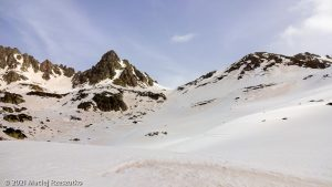 Porteilla du Sisca · Pyrénées, Pyrénées ariégeoises, Vallée de Mérens, FR · GPS 42°36'4.18'' N 1°44'55.15'' E · Altitude 2235m